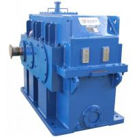 China Industrial parallel shaft herringbone high speed/reduction gearbox speed increaser for sale