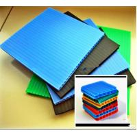 Recyclable Environment Friendly Coroplast Corrugated Plastic Sheets PP Flute Board