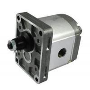 Splined shaft oil piston pump splined shaft oil piston for Hydraulic motor with pto spline