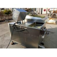 Quality High Pressure Vegetable Cleaning Equipment , 50hz Industrial Vegetable Washer for sale