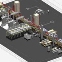 Quality Operation Flexibility CNG Plant Small Scale Lng Plant For Peak - Shaving Facilities for sale