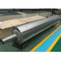 China Customized Precision Chrome Plated Rollers Mirror Like Finished Stainless Steel on sale