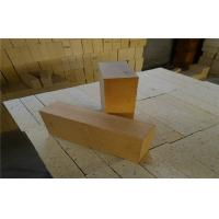Quality High Density Dry Pressed Refractory Fire Bricks for Cement Kiln , Alkali Resistant for sale
