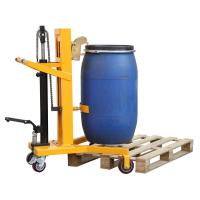 Buy cheap 0.6m Lifting Height Drum Stacker Lift Eagle-gripper Type for Theatre, Hospital from wholesalers