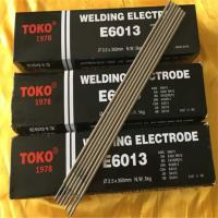 Quality TOKO WELDING RODS AWS A5.1 E6013  2.0/2.5/3.2/4.0 X 300/350/400MM for sale