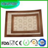 Quality Baking & Pastry Tools Silicone Pastry Baking Mat With Measures for sale
