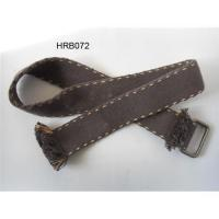 Cotton belt, canvas belt, woven belt, china jacquard webbings