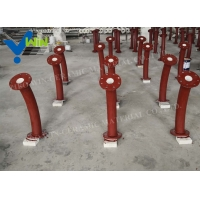 Quality Wear resistance ceramic lined elbow seamless 304 316L stainless steel pipe for sale