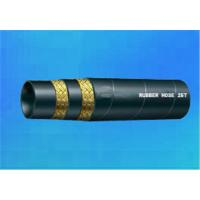 Quality Oil Resistant Custom Hydraulic Hoses SAE 100R2 AT / DIN20022 EN 853 2SN for sale
