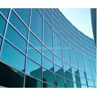 Rectangle Clear Tempered Safety Glass 8mm , Heat Treated Glass Partition