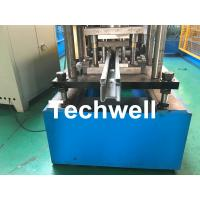 Guide Rail Roll Forming Machine For Making Elevator, Doorframe, Window Frame As