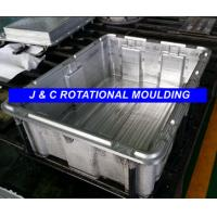 plastic tool case mold for rotational molding