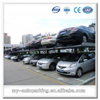 Quality Portable Car Lift Equipment Parking Design Standards Parking System Project for sale