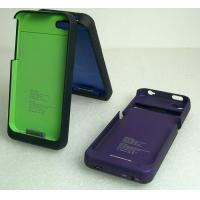 Quality Colorful Juice Pack 1900mAh External Battery for iPhone 4/4S Hot Selling for sale