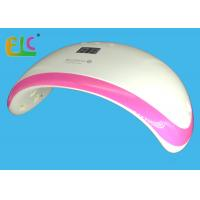 Quality Infrared Sensor Led Nail Curing Lamp , Gel Manicure Dryer 21 LEDs 36 Watt Rainbow 8 for sale