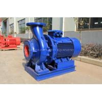 China Centrifugal water Pump with electric motor Diesel Motor on sale