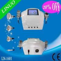Quality 4 in 1 Portable Ultrasonic Cavitation RF slimming machine for sale