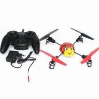 Quality Brand Large New Hot RC 2.4GHz 4-channel Quality Flying Insect with Gyro Steady Flip-over Function for sale