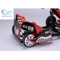 Quality 8 Years old Kids Electric Mini Go Kart Karting With Simulated Pedal for sale