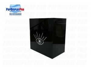 Quality Eye Lash Makeup Products Plastic/Acrylic Display Silk Screen Printed White with Design Service Provided for sale
