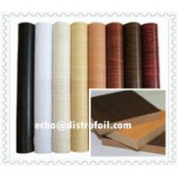 Quality pet foil for furniture,pet hot stamping film for sale