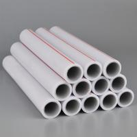 Plastic Composite PPR Aluminum Pipe Pn25 50mm 50mm For Wall Heating System