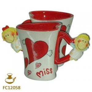 Quality Miss Ceramic Valentine