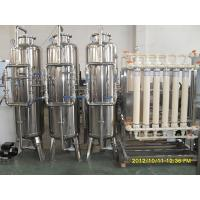 Quality 10.75kw Electric Driven Water Purifying Machine One Stage RO Water Purifier for sale
