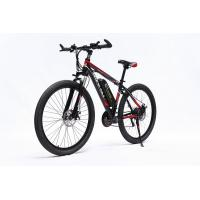Quality Green Power 26 Inch Electric Moutain Bike , Retro Electric Bike With 36v 250w Drive Motor for sale