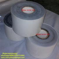 Polyethylene pipe wrap tape