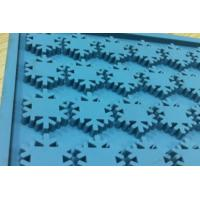 Buy cheap Promotional Blue Beer Bar Mat Anti Fatigue Bar Service Mat Low Cadmium from wholesalers
