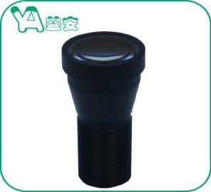 5 Megapixel Surveillance 12mm Cctv Lens M12 Mount 22° DHV Infrared / IR