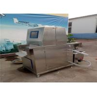 Quality Saline Injection Meat Processing Machine 6KW Power 900 - 1100 Kg / H Capacity for sale