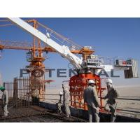 Quality HG38 Stationary Concrete Placing Boom 8.0t Counter Weight ISO9001 Certificated for sale