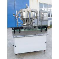 China Sport Drinks Automatic Liquid Filling Machine For PET Bottle , 6000BHP 5000ml on sale