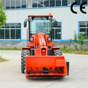 China front wheel loader,john deere excavator,2.5 ton Tl2500 wheel loader CE on sale