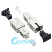 Quality Low Back Reflection Plug In Fixed Optical Attenuator SC/UPC Female To Male for sale