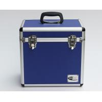 China Lockable Aluminum DVD Storage Case 2mm Thickness EVA Inside 340 * 200 * 370mm for sale