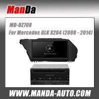 Quality 2 din car radio for Mercedes GLK X204 (2008-2014 ) car dvd gps multimedia system for Benz 2 din car dvd autoradio for sale