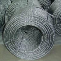 Quality steel wire rope/ wire rope sling for sale