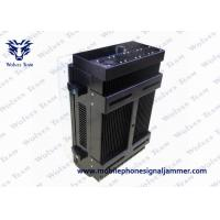 Quality Powerful 200W Prison Jammer WiFi Bluetooth With Directional Panel Antennas for sale