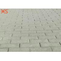 Quality Flexibility Silicone Stamp Concrete Molds Brick Texture With Polyurethane for sale
