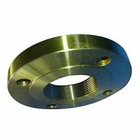 Quality Alloy Steel ASTM A182 F11 F22 Npt Threaded Flange for sale