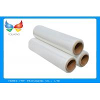 Calendered Clear PVC Shrink Film packaging 40 Mic Easy Handling , Length 1000m-5000m