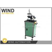 Quality Commutator Burr Cleanring Remover MachineRemove Remain Copper Dc Motor After Armature Face Turning for sale