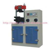 China STYE-300 Electro-hydraulic Flexural and Compression Testing Machine on sale