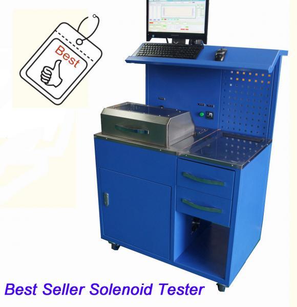 Buy Transmission Test Equipment 220V AC-50HZ-4KW Solenoid Tester at wholesale prices