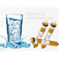 Quality Commercial Ro Membrane , Ro Water Filter Cartridge For Chemical Supply Water System for sale
