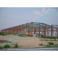 Quality Customized Metal Pre-engineered Building Fabrication With Steel Panel Wall Roof for sale