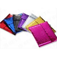 Quality Laminated Colorful Metallic Bubble Envelopes Self Sealing For Delivery Industry for sale